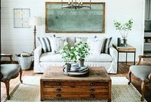 Home Decorating Inspiration for me / my small space / by Sharon Marie, SME
