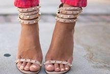 { summer sandals } / by Erin Davis