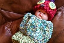 Crochet for Baby / Crochet ideas and projects perfect for baby!