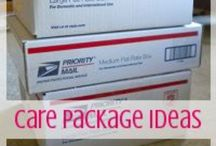 { citadel care packages for z } / by { erin davis }
