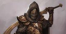 D & D Pathfinder / RPG stuff