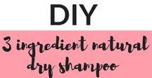 DIY Household and Beauty Items
