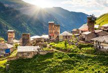 Georgia > Svaneti