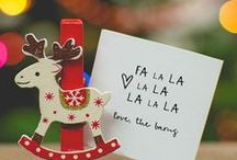 Christmas / Christmas Illustrations and Clip Art. Digital Design Elements. Graphic Design Assets.