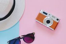 Blog, Social & Photos / Templates for Instagram, Pinterest and Blogs. Styled Stock Photography.