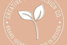 Creative Roots Blog / All things creative, branding and design for your blog or small business.