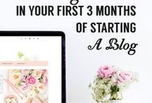 Grow Your Blog / How to grow your blog and transform it into a business.