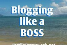 Blogging like a Boss / Learn to start, monetize, and maintain a blog.