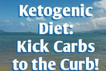 Ketogenic Diet / Ketogenic Diet, low-carb, high-fat, LCHF information.