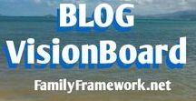 BLOG VisionBoard / Vision Board for my business.