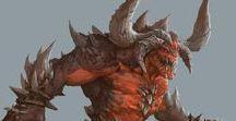 D&D monsters