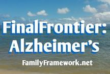 FinalFrontier: Alzheimer's / Collection of posts about and during Mom's journey with Alzheimer's Disease.