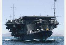 Light aircraft carriers