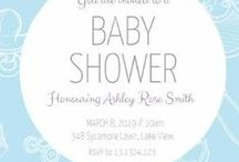Baby Shower Invitations DIY Templates / Welcoming a new baby into the world is one of life's most precious events. A baby shower marks a joyous occasion in the life of expectant parents and their family and friends. There is no better way to share the excitement and anticipation for the new baby shower bundle of joy than by throwing an amazing perfect baby shower because attention to detail is so important.