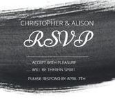 RSVP Wedding Cards DIY / Create beautiful, custom RSVPs for your wedding or special occasion. Create, customize and share your design in seconds or download and print your unique design.