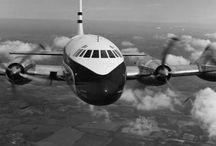 BOAC/BEA/British Airways