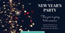 New Year Party Invitation Template / If you're planning on ringing in the New Year with a fabulous party then it's time to start sending out the invitations. Design an impressive New Years Eve party invitation that everybody will raise their glass to.