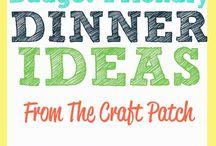 Budget Friendly Recipe Sites / New Recipes / by Charity Preston
