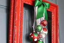 Christmas Decor / by Charity Preston