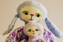 Softies/Plushies/Boutique Dolls