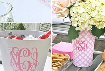 Parties & Gifts. / by Sally Immel