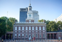 """Historic sites in Philadelphia / From the iconic Liberty Bell to America's first """"White House"""", Philadelphia truly is the birthplace of Independence!"""