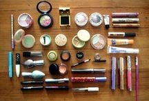 """""""The most beautiful makeup of a woman is passion. But cosmetics are easier to buy.""""  / by Rebecca Hathaway"""