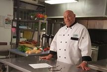 Meet Chef Jim! / Chef Jim is the creative mastermind of Mr. Hero restaurants as our very own Chef Innovator! He is behind the launch of several of Mr. Hero's successful new sandwich lines.