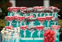 carnival wedding: the favors