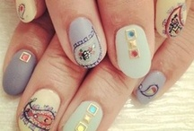 Nail Tales / My nails will never look like this. / by Maggie Kathleen