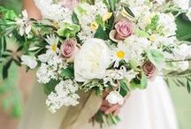 Bouquets / Drool worthy bouquets for the bride and her ladies.