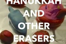 Hanukkah / Crafts, foods and other items for Hanuka, Hanukkah, Chanukkah, חנוכה (however you choose to spell it!)