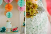 shower ideas / by Amy Cluck-McAlister