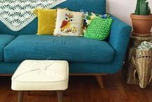 living room / by Amy Cluck-McAlister