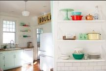 kitchen / by Amy Cluck-McAlister