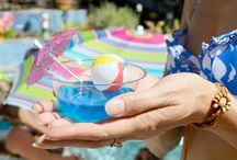 pool party / by Amy Cluck-McAlister