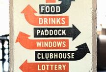 Fab office signage / Why put up with up with boring signage, here's some inspiration
