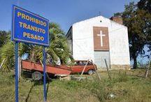 La otra batalla de Arbolito / En el histórico pueblo de Cerro Largo, que será el municipio más chico del país, cinco candidatos pujan por ganar las elecciones del 10 de mayo. Allí viven 189 personas. ¿Cómo viven? ¿Qué esperan? ¿Cómo se relacionan?