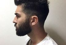 fashion : hair men