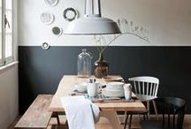 Interior | London home / Interior planning for small spaces. Clever use of space.