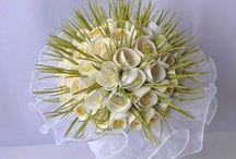 Λουλούδια από χαρτί