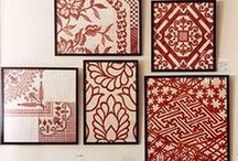 Hues of India / The colors and textures of beautiful India.  Be inspired for home decor or to add a touch of India to any outfit.