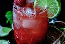 Cocktails and Mocktails / Our favorite cocktail and adult beverage drink recipes. Perfect for a summer BBQ, small party or relaxing on the back porch with friends.