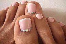 Δάχτυλα ποδιών / νύχια