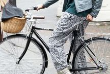 Black and White and Gray / The perfect loungewear fashion for a cozy, casual outfit at home or on the go -- all of these pants, capris and shorts are in your favorite black and white or gray prints.