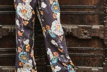 Floral-print Forever / Beautiful, comfortable loungewear pants, capris and shorts in gorgeous floral-prints. The perfect cozy, casual outfit. // Every purchase empowers women in India through safe, living-wage employment to live in freedom from sex trafficking and with hope for their future.