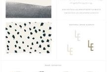 Design | Branding presentation / How to style and present branding and logo design
