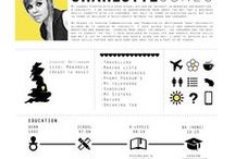design : cv / resume