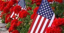 Memorial Weekend Ideas / Celebrate. Honor. Remember.