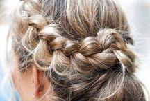 Haarpflege und Frisuren / Tipps und Tricks zur Haarpflege, die neuesten Haarpflegeprodukte und schöne Ideen für Frisuren.